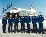 Bruce McCandless - Mission Specialist -10 x 8 Genuine Signed Autograph #2